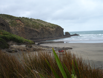 Xena film locations - Ulysses - Bethells Beach