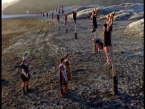 Xena film locations - Bethells Beach - Destiny