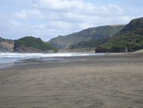 Xena film locations - Bethells Beach - Motherhood