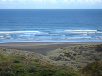 Xena film locations - Return of Callisto - Bethells Beach - Motherhood
